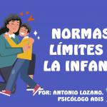 NORMAS Y LÍMITES EN LA INFANCIA