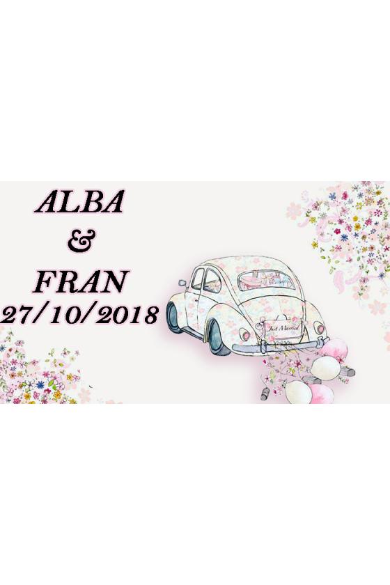BODA ALBA Y FRAN