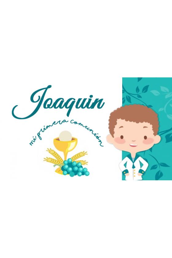 COMUNIÓN DE JOAQUÍN