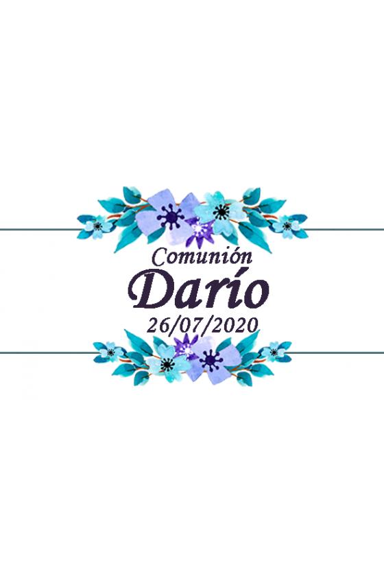 COMUNIÓN DE DARÍO