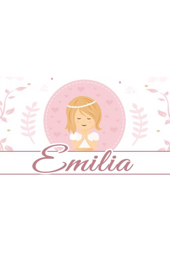 COMUNIÓN DE EMILIA