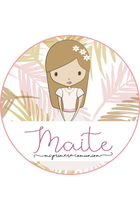 COMUNIÓN DE MAITE