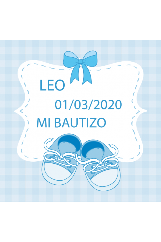 BAUTIZO LEO