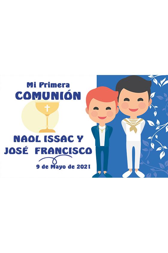 COMUNIÓN NAOL & JOSÉ