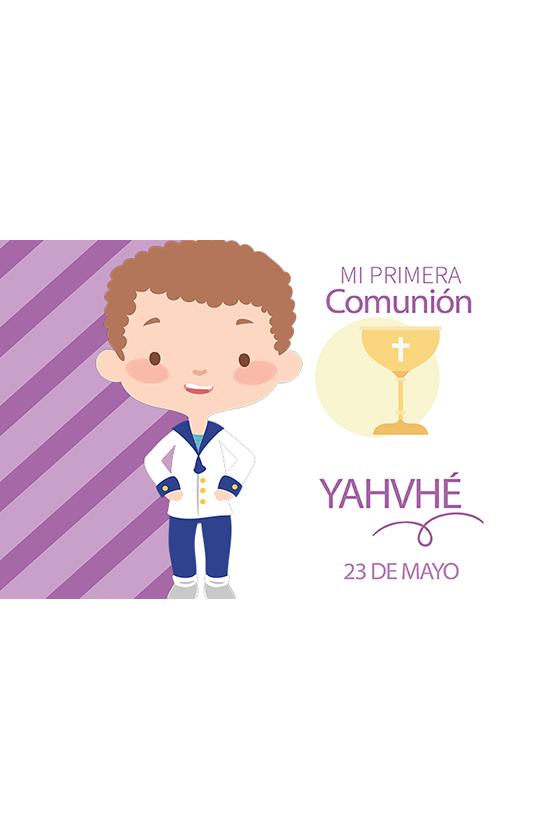 COMUNIÓN YAHVÉ