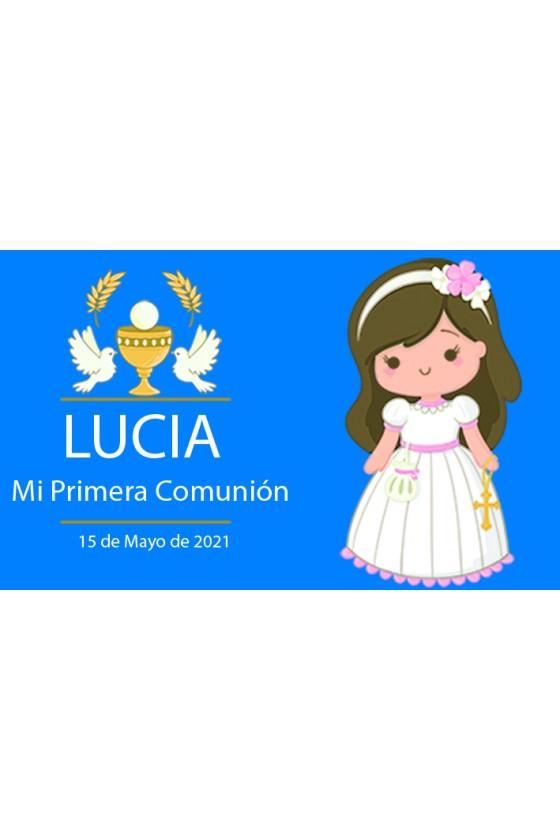 COMUNIÓN LUCIA