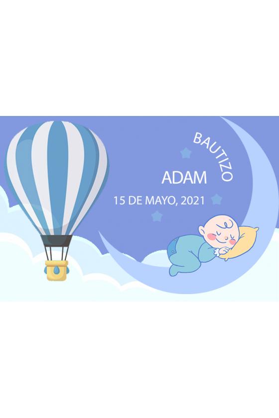 BAUTIZO DE ADAM
