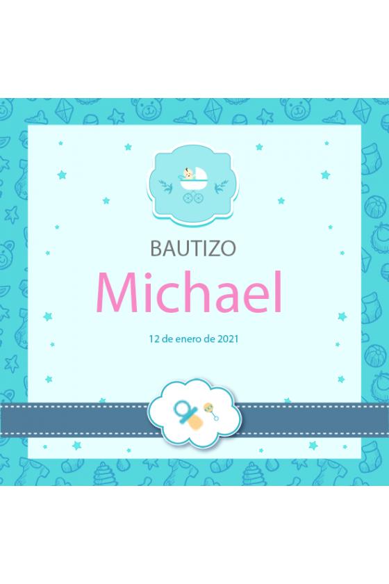 BAUTIZO DE MICHAEL