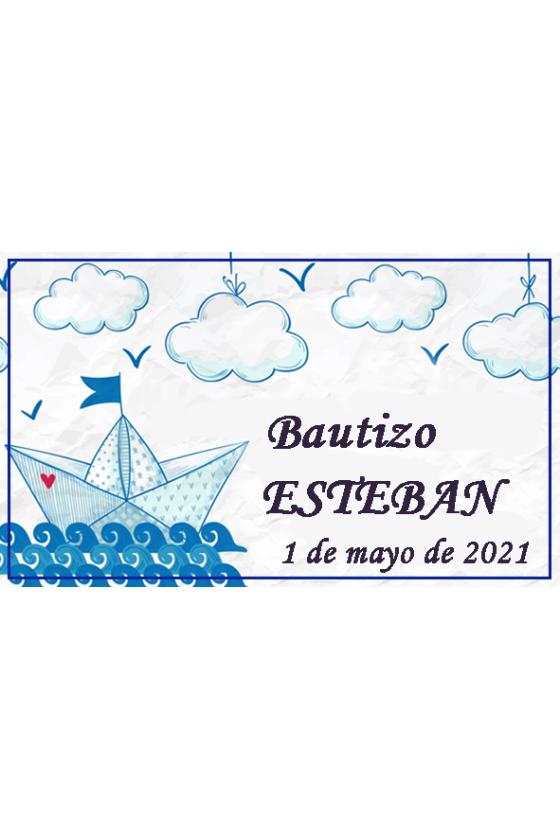 BAUTIZO ESTEBAN