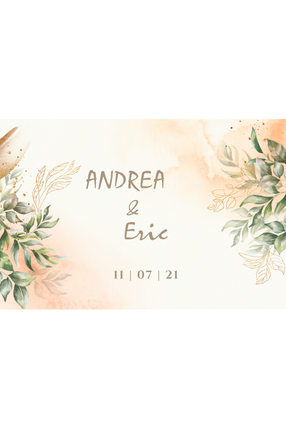 BODA ANDREA & ERIC