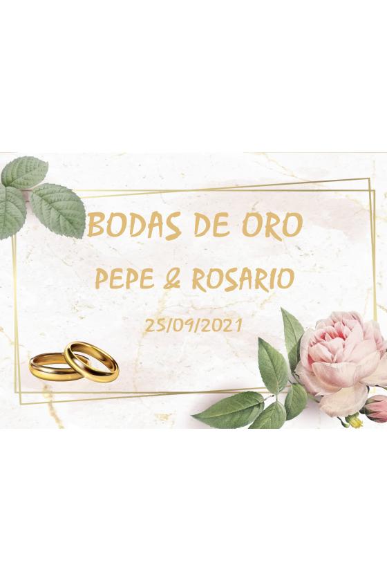 BODAS DE ORO PEPE & ROSARIO