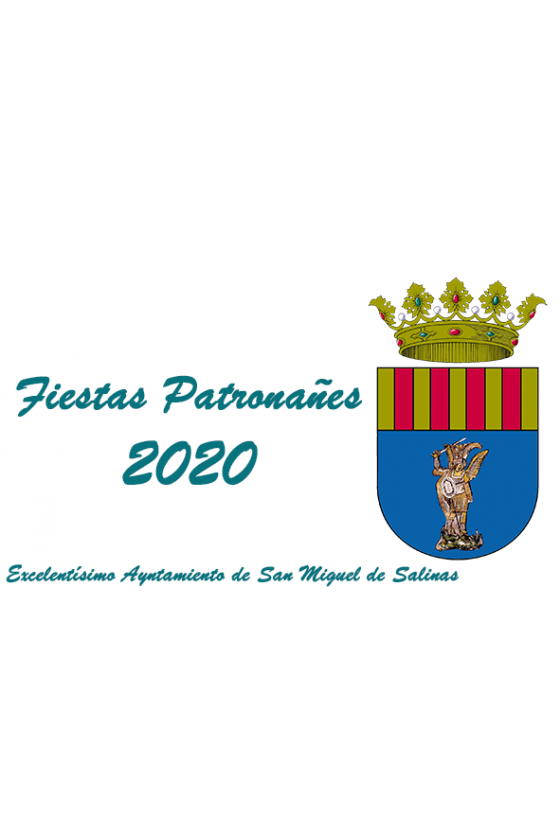 FIESTAS PATRONALES 2020