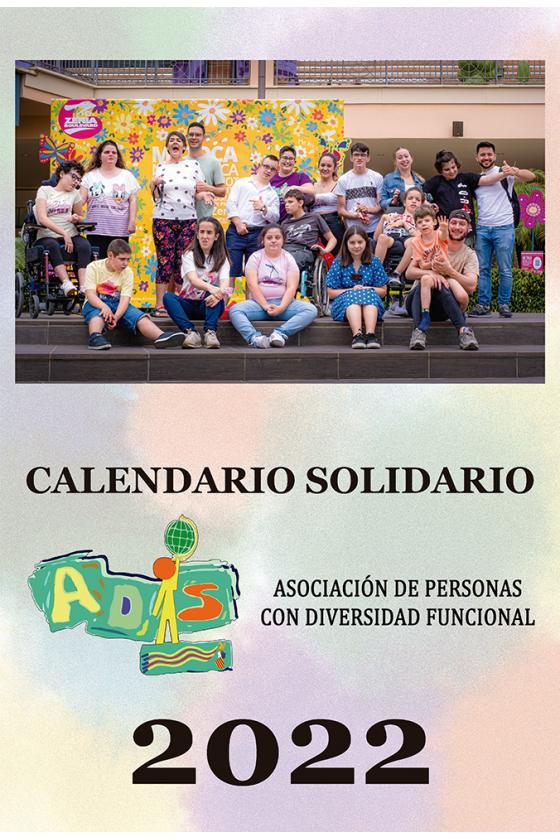 CALENDARIO SOLIDARIO ADIS 2022
