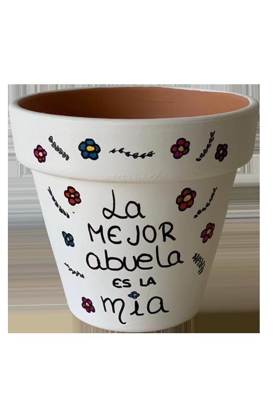 MACETERO (FRASE ABUELA)